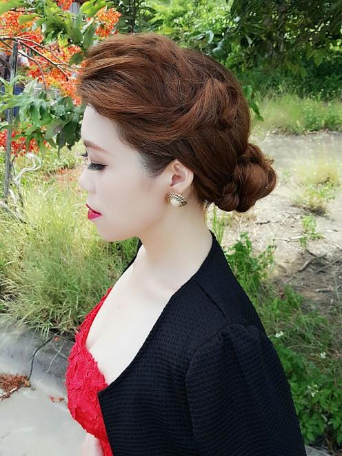 造型妝髮分享-台南新秘Penny