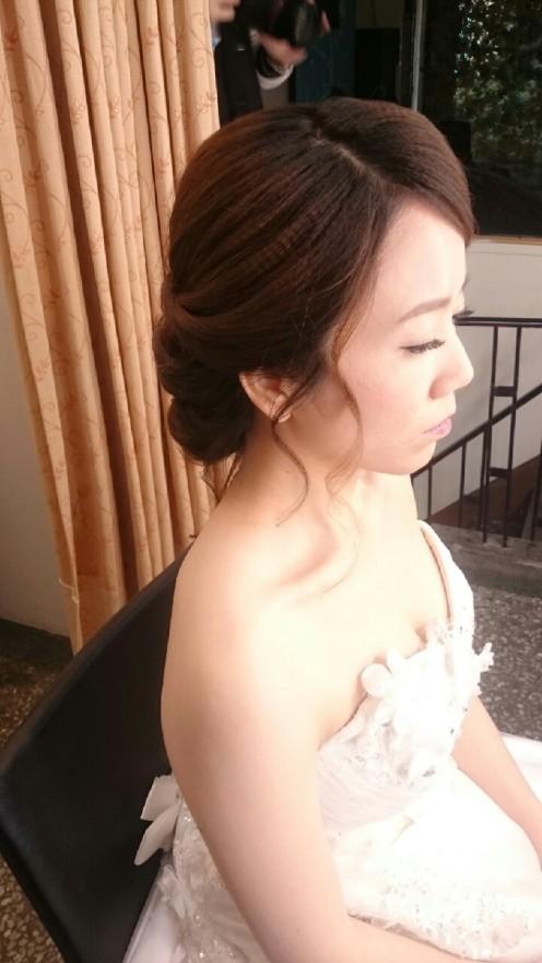 造型妝髮分享-台南新祕Penny