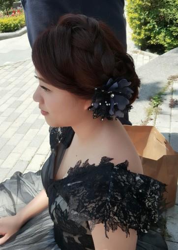 新娘造型分享-台南新秘Penny