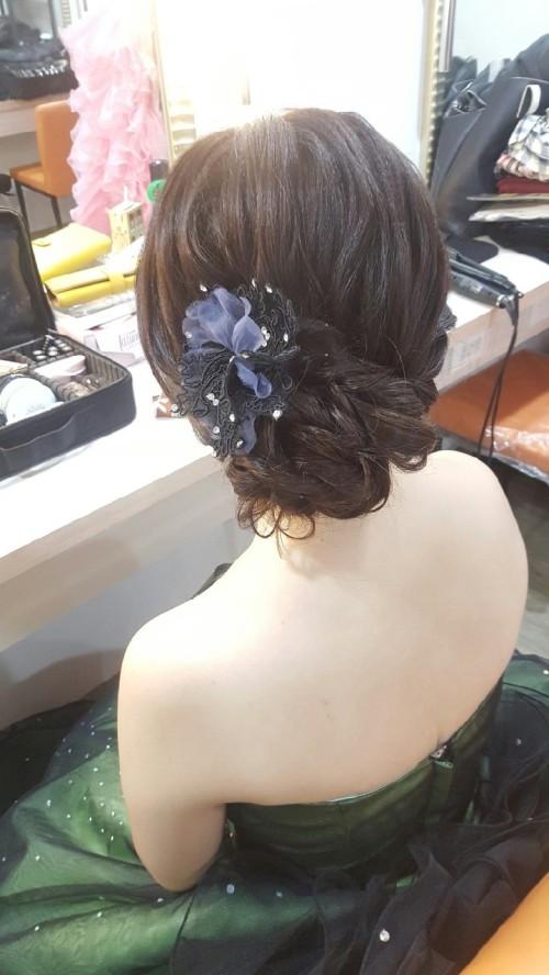 新娘編髮造型特輯-台南新秘PENNY