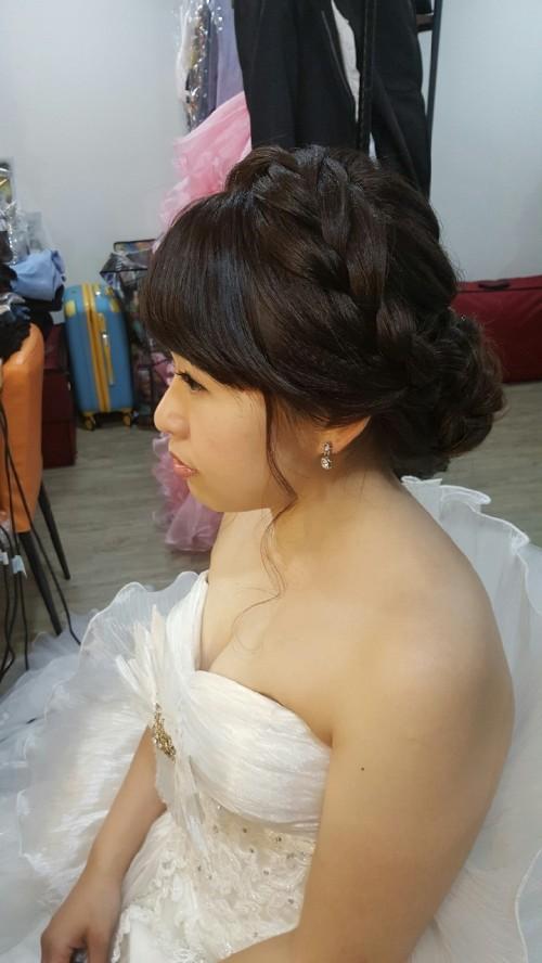 新娘妝髮造型-台南新祕Penny