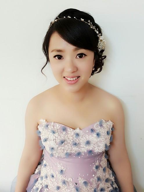 新娘造型-台南新秘Penny