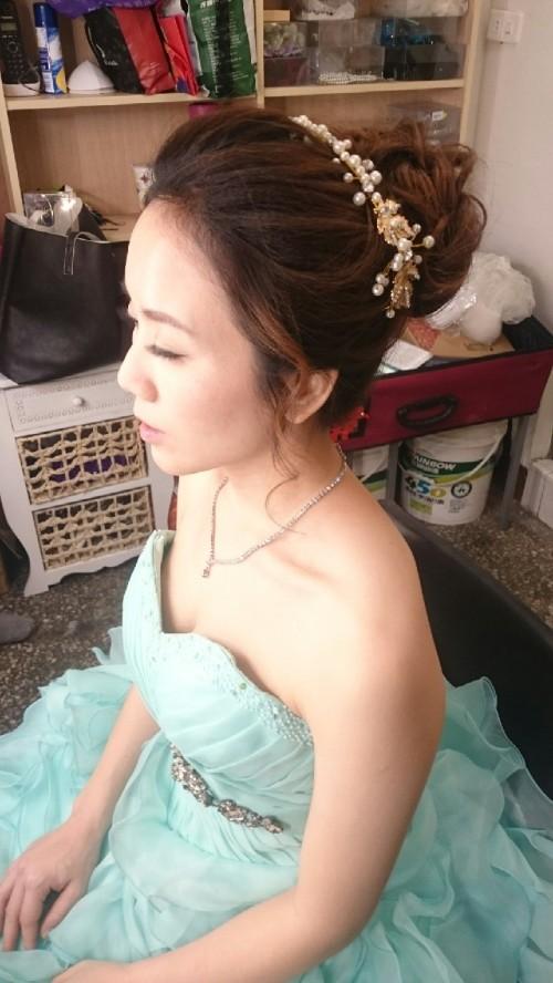 新娘造型妝髮推薦-台南新秘PENNY