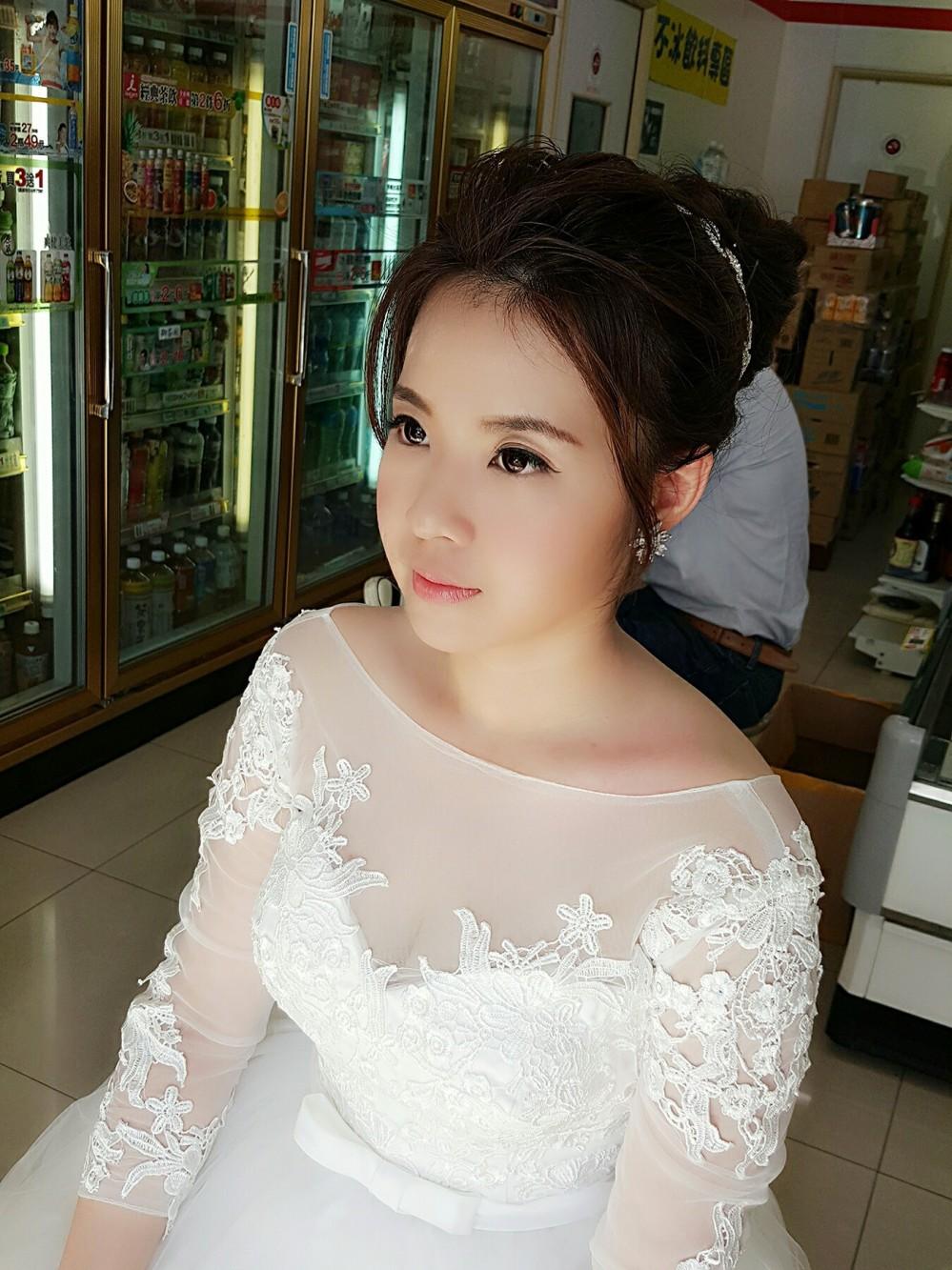 新秘妝髮造型作品-台南新秘PENNY