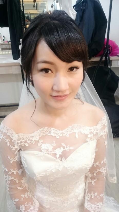 新娘造型推薦-台南新祕Penny