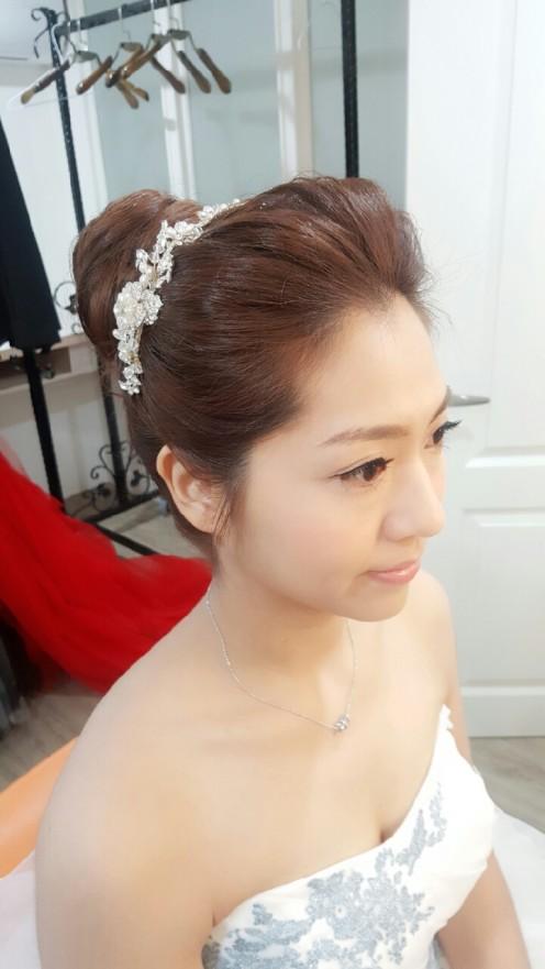 造型妝髪-台南新秘PENNY