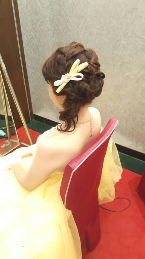 新娘妝髮造型分享-台南新秘PENNY
