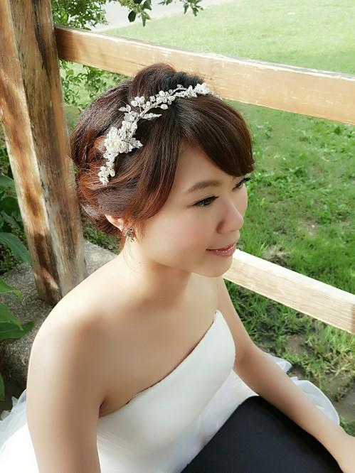 造型妝髮分享集-台南新秘Penny